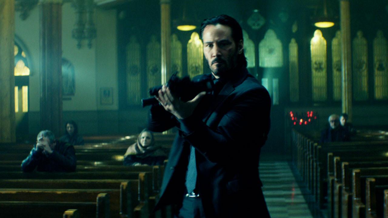 John Wick 3 - Full HD TR Dublaj + Altyazılı Film izle